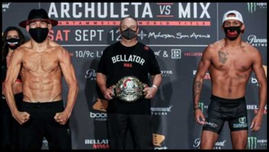 Photo of ? Juan Archuleta vs Patrick Mix-Video completo de la pelea de Bellator 246