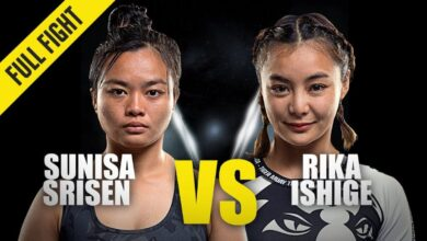 Photo of Sunisa Srisen contra Rika Ishige | ONE Championship Full Fight