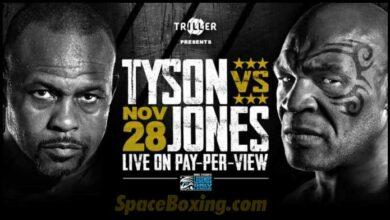 Photo of Tyson vs Jones: 7 combates con boxeadores, MMA, YouTubers, ex-jugador de la NBA