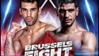 Photo of Youssef Boughanem se enfrentará a  Diogo Calado el 17 de octubre en Bruselas.