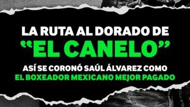 """Photo of """"El Canelo"""" en 10 """"asaltos"""": lo que debe saber de esta estrella del boxeo"""