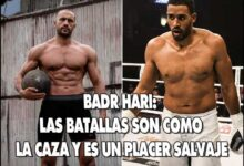 Photo of Badr Hari: las batallas son como la caza y son un placer salvaje