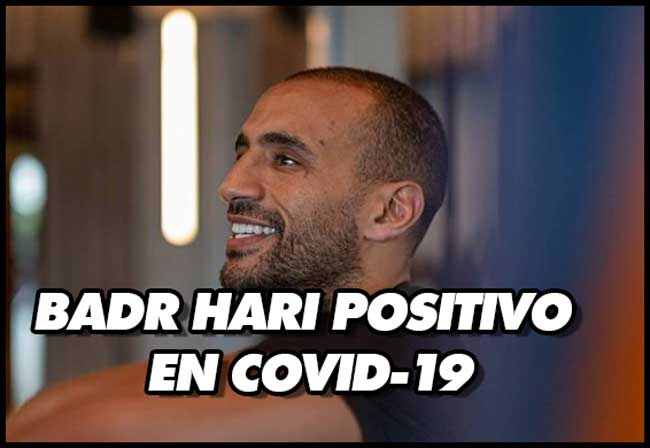 Photo of Badr Hari Positivo en COVID-19