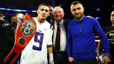 Photo of Teófimo López espera un gran número de espectadores para la pelea de Vasiliy Lomachenko