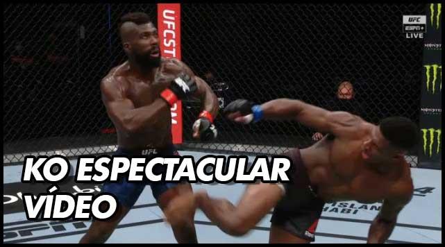 Photo of Video: Joaquin Buckley logra uno de los nocauts más alucinantes de UFC