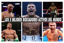 Photo of Los 5 mejores boxeadores activos del mundo, en la actualidad