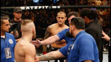 Photo of McGregor vs Poirier 2: 'The Notorious' comparte el cartel de la exhibición de caridad