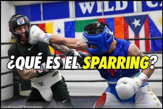 Photo of ??¿Qué es el Sparring?