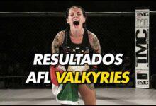 Photo of Resultados de AFL Valkyries : La italiana Micol Di Segni y la brasileña Emily Mota ganan el título de la AFL.