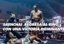 Photo of SAENCHAI  REGRESA AL RING CON UNA VICTORIA DOMINANTE
