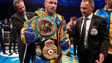Photo of Sulaiman reconoce a Vasiliy Lomachenko como campeón de peso ligero del CMB