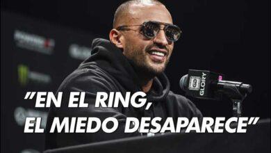 """Photo of Badr Hari """"En el ring, el miedo desaparece"""""""