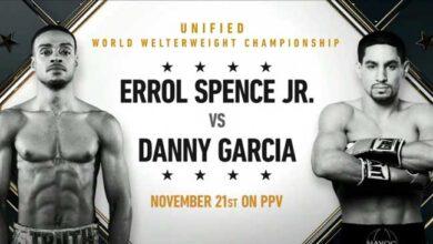 Photo of Errol Spence Jr. vs. Danny García PBC Fight Camp: Episodio 1