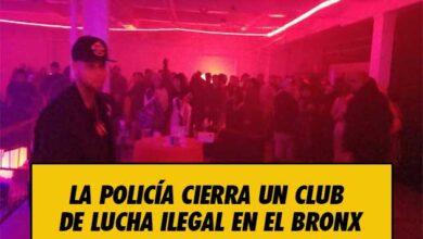 Photo of La policía cierra un Club de Lucha Ilegal en NY-Rumble in the Bronx