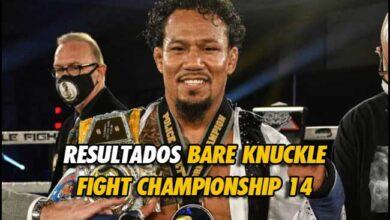 Photo of Resultados de BKFC 14: Palomino retiene el cinturón de Campeón