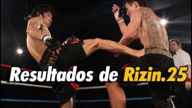 Photo of Resultados de Rizin 25: Saito supera a Asakura y recupera el cinturón de peso pluma