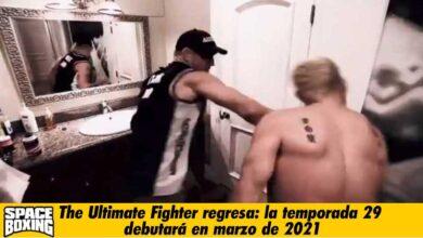 Photo of The Ultimate Fighter regresa: la temporada 29 debutará en marzo de 2021