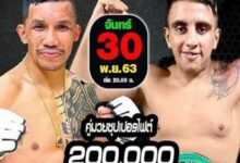 Photo of Yassine Boughanem regresa el 30 de noviembre para una pelea de -73 kg