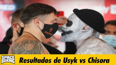 Photo of Resultados de Usyk vs Chisora ​​- cartelera completa