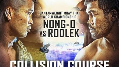 Photo of One Championship Nong-O vs Rodlek