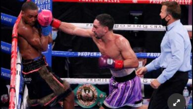 Photo of Errol Spence Jr regresa victorioso