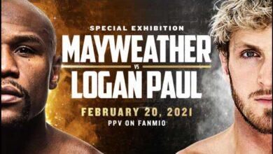 Photo of Floyd Mayweather anuncia un combate de exhibición con Logan Paul
