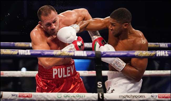 Photo of Resultados y Vídeo  de Anthony Joshua vs. Kubrat Pulev