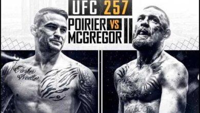 Photo of CÓMO VER A CONOR MCGREGOR CONTRA Dustin Poirier 2- UFC 257