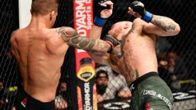 Photo of Conor McGregor pierde por TKO (Video)-Resultados de UFC 257