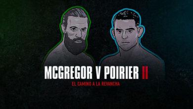 Photo of La segunda pelea de McGregor y Poirier: una revancha anticipada
