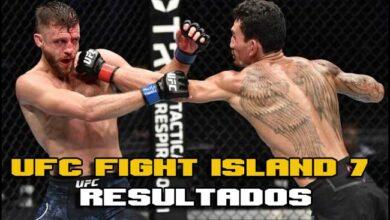 Photo of Resultados de UFC Fight Island 7: Max Holloway supera a Calvin Kattar