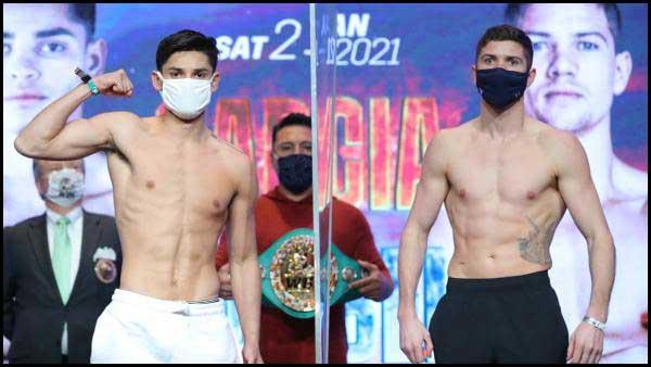 Photo of Resultados de pesaje: Ryan García – Luke Campbell