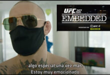 Photo of UFC 257 Embedded: Vlog Series CONOR MCGREGOR CONTRA DUSTIN POIRIER 2