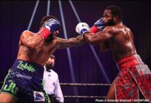 Photo of Adrien Broner Derrota A Jovanie Santiago En The Comeback