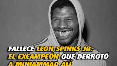 Photo of Muere de cáncer Leon Spinks Jr. , el ex campeón mundial que derrotó a Muhammed Ali