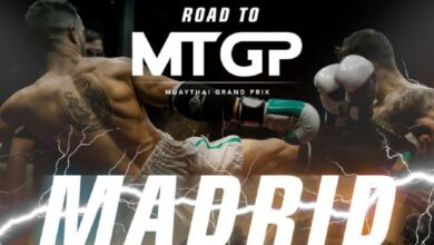 Photo of Road to Muay Thai Grand Prix España el 6 de Marzo 2021