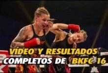 Photo of Paige VanZant pierde en su debut a puño limpio – BKFC 16