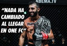 Photo of GIORGIO PETROSYAN DE ONE CHAMPIONSHIP: 'NADA HA CAMBIADO'
