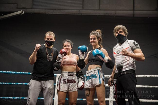 Photo of Éxito del Muay Thai Grand Prix Madrid