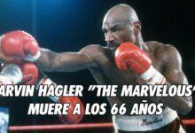 """Photo of Marvin Hagler """"The Marvelous"""" muere a los 66 años"""