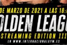 Photo of Golden League Streaming Edition 2021