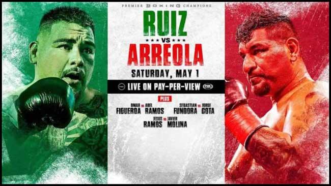 Photo of Andy Ruiz Jr vs Chris Arreola: Cómo ver, transmisión en vivo