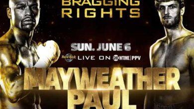 Photo of Logan Paul se enfrentará a Floyd Mayweather Jr