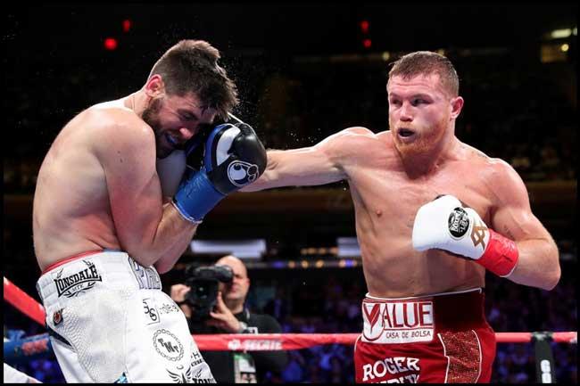Photo of Canelo Alvarez: Tuve COVID; Entrené solo un mes para la pelea de Yildirim