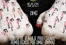"Photo of Curso de vendaje profesional con Dani ""Oso"""