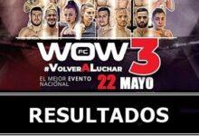 Photo of RESULTADOS WOW FC 3