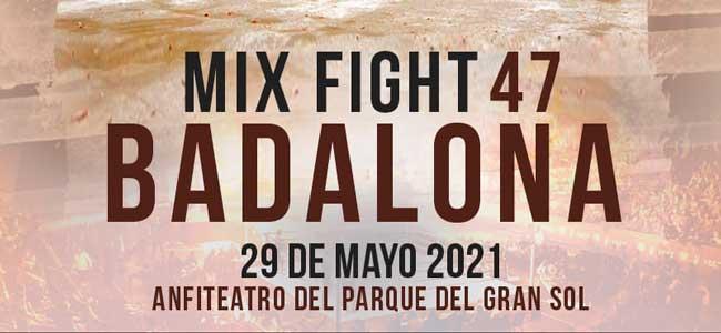 Photo of Mix Fight 47  Badalona