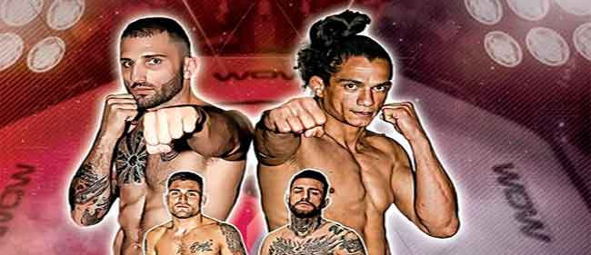 """Photo of Enrique Marín """"Wasabi"""" regresa a las MMA en WOW 3"""