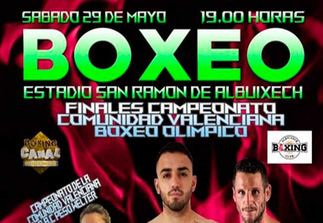 Photo of Velada de boxeo en Albuixech-Valencia
