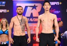 Photo of Resultados del pesaje Vasyl Lomachenko vs Masayoshi Nakatani